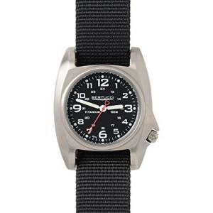 [ベルトゥッチ]bertucci 腕時計 B1T Titanium Field Watch Black Black Nylon 14000