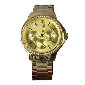 [フェラーリ]Ferrari 腕時計 DONNA Analog Dress Quartz Watch 0 820016 [並行輸入品]