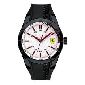 Ferrari 男性 RED REV EVO アナログ カジュアル 石英 ウォッチ 海外出荷 0830300