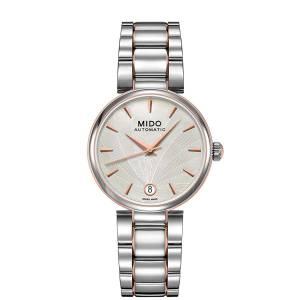[ミドー]Mido 腕時計 Automatic Silver Dial Watch M022.207.22.031.11 Baroncelli II