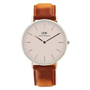 [ダニエル ウェリントン]Daniel Wellington 腕時計 Classic Durham 40mm DW00100110