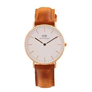 [ダニエル ウェリントン]Daniel Wellington 腕時計 Classic Durham 36mm DW00100111