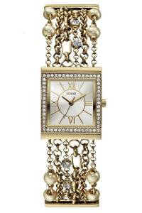 [ゲス]GUESS 腕時計 Guess Gold Analog Watch W0417L2 B01GGJKIUA.new レディース