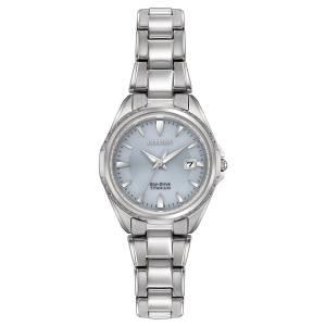 [シチズン]Citizen 腕時計 EcoDrive Titanium Watch w/ Date EW2410-54L [逆輸入]