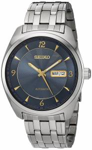 [セイコー]Seiko Watches  Seiko Japanese Automatic Stainless Steel Casual Watch, SNKP01