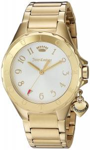[ジューシークチュール]Juicy Couture  'RIO' Quartz Stainless Steel Casual Watch, 1901523
