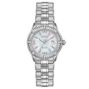 [シチズン]Citizen  Signature Stainless Silver Bracelet Band Silver Dial Watch EW2270-86D