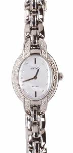 [セイコー]Seiko Watches 腕時計 Seiko TRESSIA 24Diamond MOP Solar Watch SUP323 [逆輸入]
