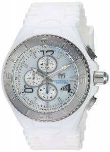 [テクノマリーン]TechnoMarine 'Cruise' Quartz Stainless Steel and Silicone Casual TM-115299