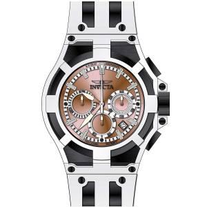 [インヴィクタ]Invicta 腕時計 Akula Chronograph Rose Dial Watch 22376 メンズ