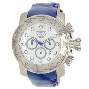 [インヴィクタ]Invicta 腕時計 Lupah Chronograph Antique Silver Dial Watch 22391 メンズ