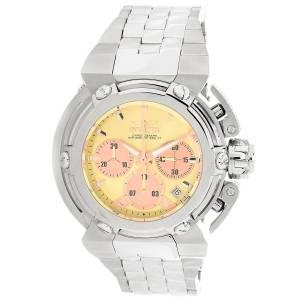 [インヴィクタ]Invicta 腕時計 Pro Diver Chronograph Gold Dial Watch 22427 メンズ