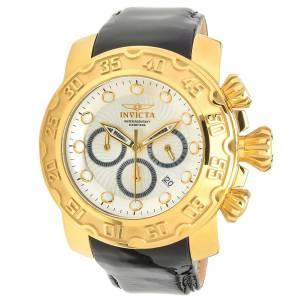 [インヴィクタ]Invicta 腕時計 Lupah Chronograph Silver Dial Watch 22491 メンズ