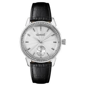 [インガソール]Ingersoll  Automatic Stainless Steel and Leather Casual Watch, I03701