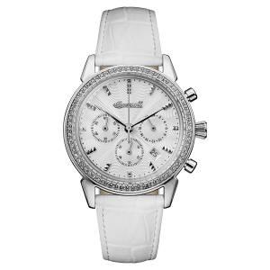 [インガソール]Ingersoll  Automatic Stainless Steel and Leather Casual Watch, I03901