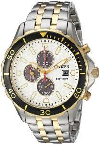 [シチズン]Citizen  'EcoDrive' Quartz Stainless Steel Casual Watch, Color:Two Tone CA0564-58A