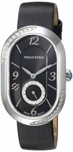 [フィリップ ステイン]Philip Stein  'Modern' Swiss Quartz Stainless Steel and 74SD-FDB-IB