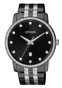 [シチズン]Citizen 腕時計 Quartz TwoTone Crystal Watch w/ Date BI5037-52E メンズ