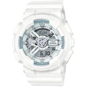 [カシオ]Casio 腕時計 GShock Military Perf Band White / One Size GA110LP [逆輸入]