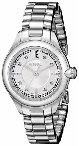 [エベル]EBEL 腕時計 Onde Stainless Steel Watch with Diamond Markers 1216092 レディース