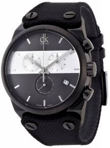 [カルバン クライン]Calvin Klein 腕時計 Eager Quartz Watch K4B374B3 メンズ