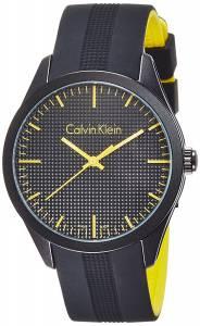[カルバン クライン]Calvin Klein 腕時計 Color Quartz Watch K5E51TBX メンズ