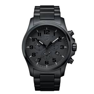 [ルミノックス]Luminox  Day Date Chronograph Bracelet Band Black Watch XL.1942.BOB メンズ