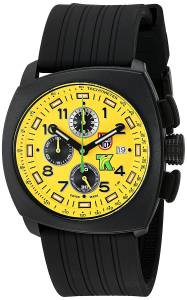 [ルミノックス]Luminox  Tony Kanaan PC Carbon Chrono Analog Quartz Watch, Black 1105 メンズ