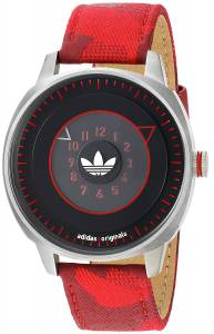 [アディダス]adidas  'San Francisco' Quartz Stainless Steel and Nylon Casual Watch, ADH3153