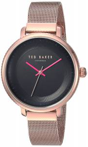 [テッド ベーカー]Ted Baker  'ISLA' Quartz Stainless Steel Dress Watch, Color:Rose 10031532