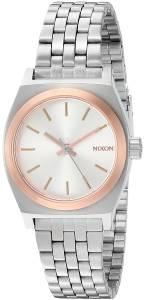 [ニクソン]NIXON  'Small Time Teller' Quartz Stainless Steel Casual Watch, A3992632-00