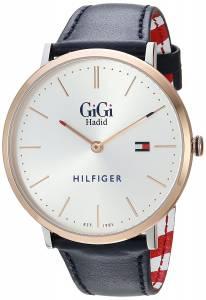 [トミー ヒルフィガー]Tommy Hilfiger 'GIGI' Quartz Stainless Steel and Leather 1781748