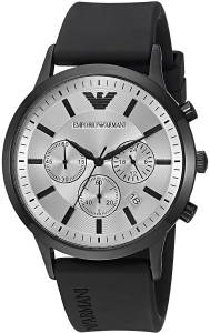 [エンポリオアルマーニ]Emporio Armani Quartz Stainless Steel Casual Watch, AR11048