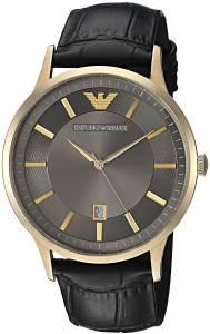 [エンポリオアルマーニ]Emporio Armani Quartz Stainless Steel Casual Watch, AR11049