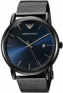 [エンポリオアルマーニ]Emporio Armani Quartz Stainless Steel Dress Watch, AR11053