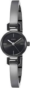 [ダナキャラン]DKNY  'Ellington' Quartz Stainless Steel Casual Watch, Color:Black NY2630