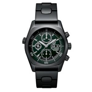 [ルミノックス]Luminox 9098 Air SR71 Blackbird 9080 Black Dial Black IP Steel Automatic XA.9098