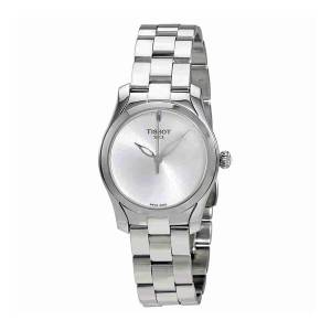 [ティソ]Tissot  Watch TWave II Silver 30mm Stainless Steel T112.210.11.031.00 レディース