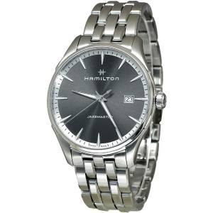 [ハミルトン]Hamilton 腕時計 Silver 40mm StainlessSteel Jazzmaster Watch H32451181 メンズ