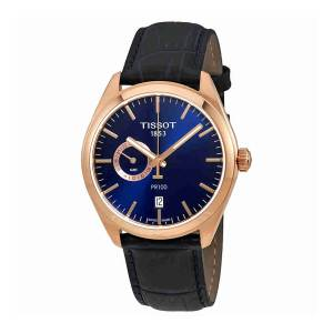 [ティソ]Tissot  Watch PR 100 Gent Dualtime Blue 39mm Stainless Steel T101.452.36.041.00