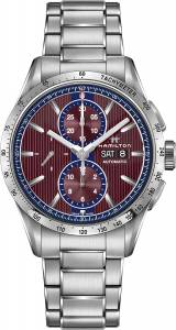[ハミルトン]Hamilton 腕時計 Broadway Burgundy Dial Automatic Dial Watch H43516171 メンズ