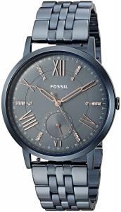 [フォッシル]Fossil  'Gazer' Quartz Stainless Steel Casual Watch, Color:Blue ES4267