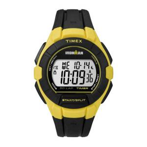 [タイメックス]Timex 腕時計 Black Polyurethane Quartz Sport Watch TW5K95900 メンズ