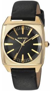 [ディーゼル]Diesel  'Becky' Quartz Stainless Steel and Leather Casual Watch, DZ5557