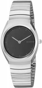 [スカーゲン]Skagen  'Asta' Quartz Stainless Steel Casual Watch, Color:SilverToned SKW2653