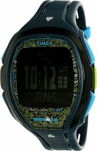[タイメックス]Timex 腕時計 Blue Polyurethane Quartz Sport Watch TW5M08200 メンズ