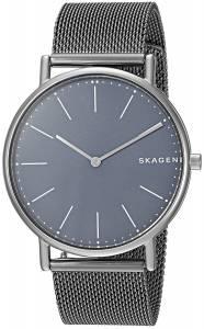 [スカーゲン]Skagen  'Signatur' Quartz Titanium Casual Watch, Color:Grey SKW6420 メンズ