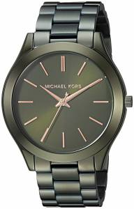 [マイケル・コース]Michael Kors  'Slim Runway' Quartz Stainless Steel Casual Watch, MK3731