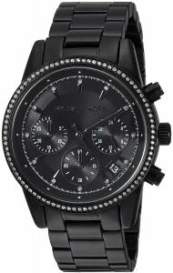 [マイケル・コース]Michael Kors  'Ritz' Quartz Stainless Steel Casual Watch, MK6438