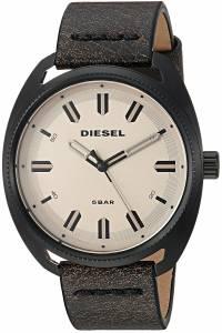 [ディーゼル]Diesel 'Fastbak' Quartz Stainless Steel and Leather Casual Watch, DZ1836